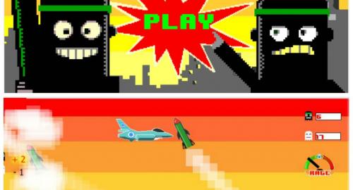 Google ritira l'app Giochiamo a bombardare Gaza